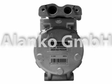 Compresseur, climatisation - TSR - TSR-550243