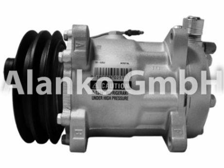 Compresseur, climatisation - TSR - TSR-550252