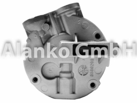 Compresseur, climatisation - TSR - TSR-550260