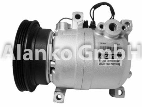 Compresseur, climatisation - TSR - TSR-550261