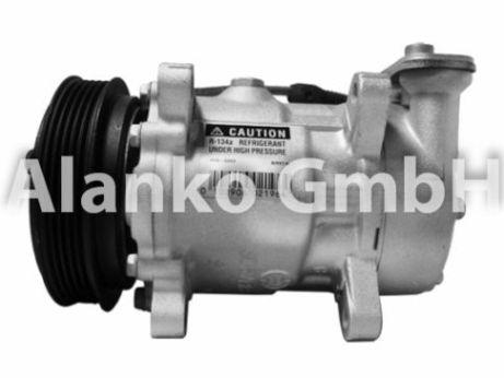 Compresseur, climatisation - TSR - TSR-550263