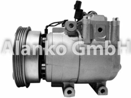 Compresseur, climatisation - TSR - TSR-550266
