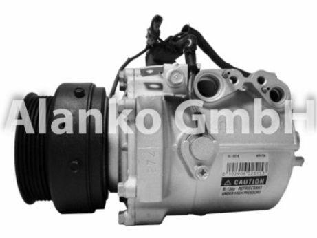 Compresseur, climatisation - TSR - TSR-550274