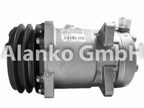 Compresseur, climatisation - TSR - TSR-550279