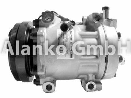 Compresseur, climatisation - TSR - TSR-550285