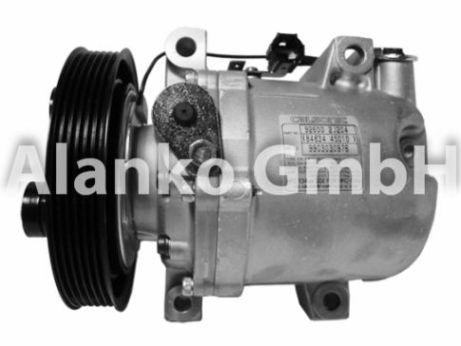 Compresseur, climatisation - TSR - TSR-550288