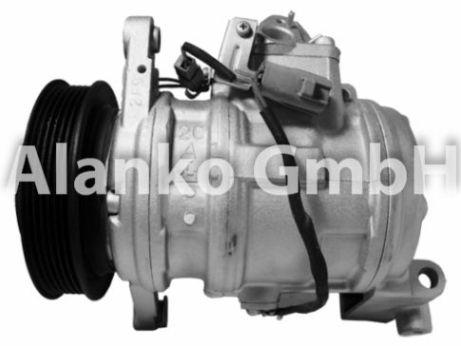 Compresseur, climatisation - TSR - TSR-550289