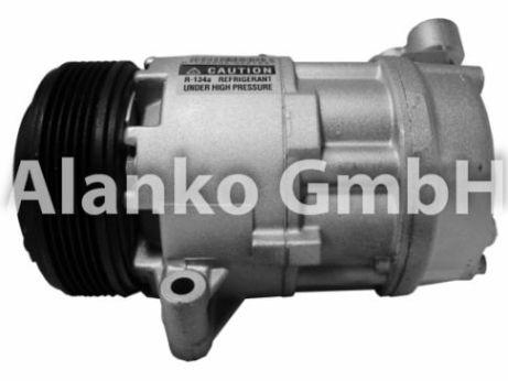 Compresseur, climatisation - TSR - TSR-550295
