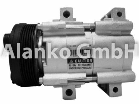 Compresseur, climatisation - TSR - TSR-550297