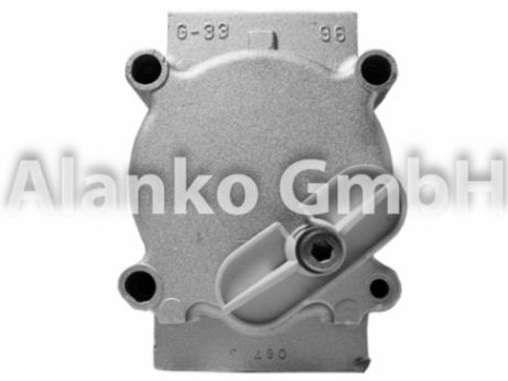 Compresseur, climatisation - TSR - TSR-550298