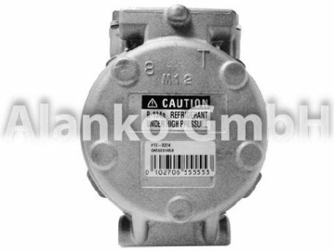 Compresseur, climatisation - TSR - TSR-550324