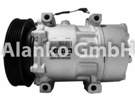 Compresseur, climatisation - TSR - TSR-550330