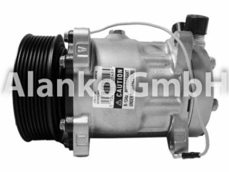 Compresseur, climatisation - TSR - TSR-550333