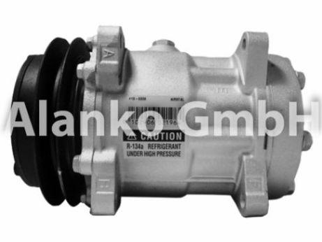 Compresseur, climatisation - TSR - TSR-550338
