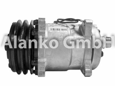Compresseur, climatisation - TSR - TSR-550342
