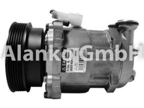 Compresseur, climatisation - TSR - TSR-550346