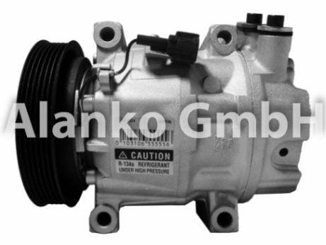 Compresseur, climatisation - TSR - TSR-550374