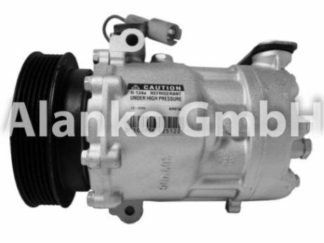 Compresseur, climatisation - TSR - TSR-550393