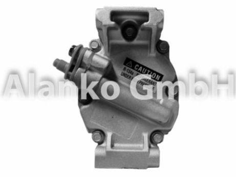 Compresseur, climatisation - TSR - TSR-550398