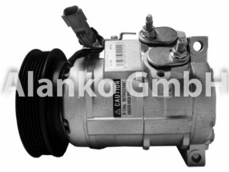 Compresseur, climatisation - TSR - TSR-550408