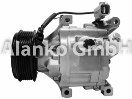 Compresseur, climatisation - TSR - TSR-550413