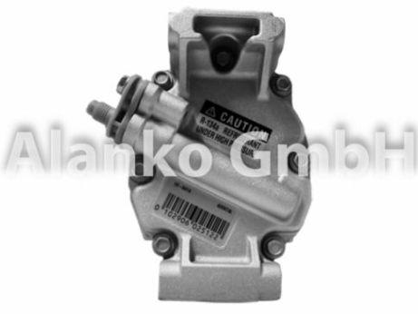 Compresseur, climatisation - TSR - TSR-550414