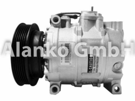 Compresseur, climatisation - TSR - TSR-550423