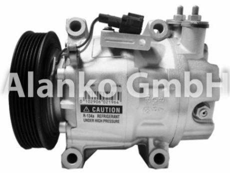 Compresseur, climatisation - TSR - TSR-550431