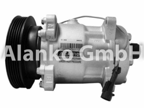 Compresseur, climatisation - TSR - TSR-550462