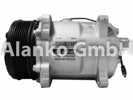 Compresseur, climatisation - TSR - TSR-550470