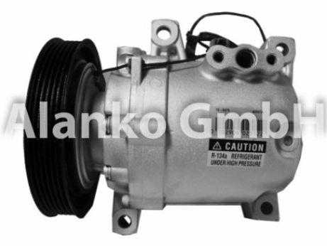 Compresseur, climatisation - TSR - TSR-550475