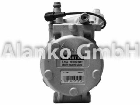 Compresseur, climatisation - TSR - TSR-550485