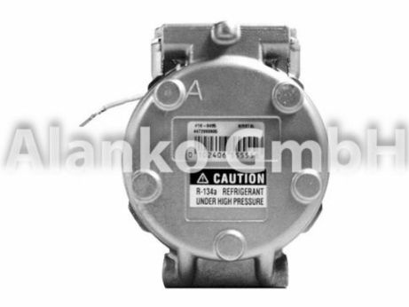 Compresseur, climatisation - TSR - TSR-550495