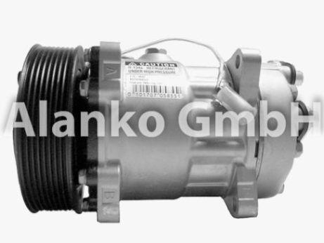 Compresseur, climatisation - TSR - TSR-550502