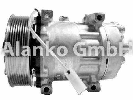Compresseur, climatisation - TSR - TSR-550503