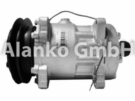 Compresseur, climatisation - TSR - TSR-550505