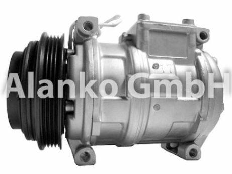 Compresseur, climatisation - TSR - TSR-550509