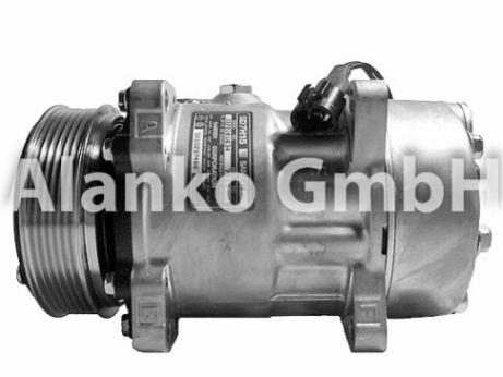 Compresseur, climatisation - TSR - TSR-550512
