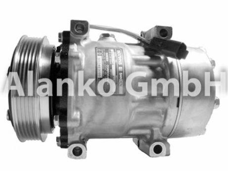 Compresseur, climatisation - TSR - TSR-550518