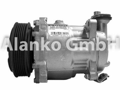 Compresseur, climatisation - TSR - TSR-550519