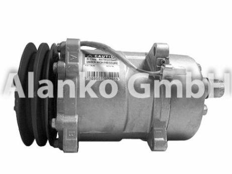 Compresseur, climatisation - TSR - TSR-550525