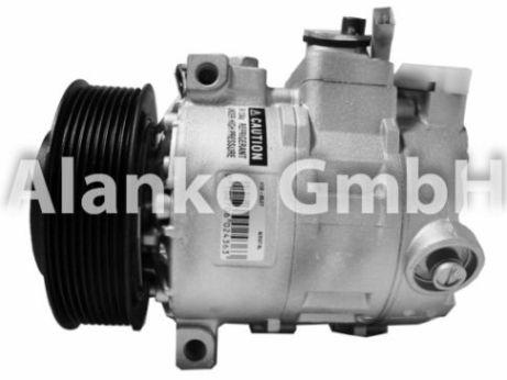 Compresseur, climatisation - TSR - TSR-550527