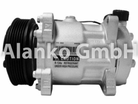 Compresseur, climatisation - TSR - TSR-550560
