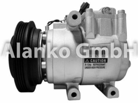 Compresseur, climatisation - TSR - TSR-550572