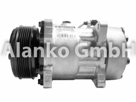 Compresseur, climatisation - TSR - TSR-550583