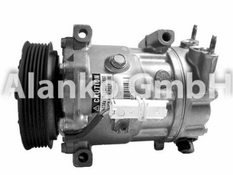 Compresseur, climatisation - TSR - TSR-550616