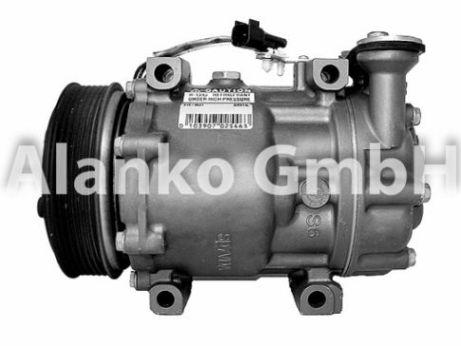 Compresseur, climatisation - TSR - TSR-550621