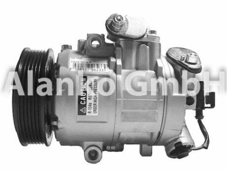 Compresseur, climatisation - TSR - TSR-550623
