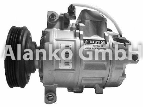 Compresseur, climatisation - TSR - TSR-550630