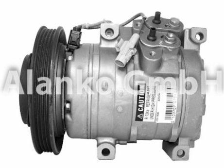 Compresseur, climatisation - TSR - TSR-550645